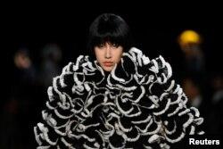 Nyu-York moda haftaligida
