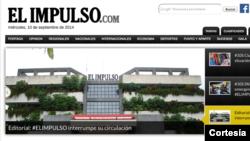 La falta del papel lleva a otro periódico en Venezuela, a cerrar sus oficinas.