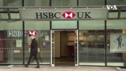 美國政府指責香港匯豐銀行配合當局打壓香港民主派人士