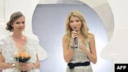 IMG: Gulnora Karimovaga Nyu-York moda sahnasida joy yo'q