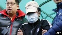 Затриманий південними корейцями капітан китайського рибальського човна