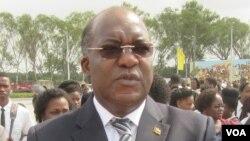 Jorge Ferrão, Ministro da Educação e Desenvolvimento Humano