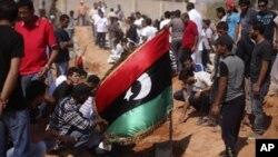 利比亞反政府武裝控制茲利坦。