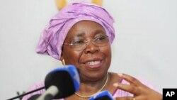 ທ່ານນາງ Nksosazana Dlamini-Zuma ຜູ້ທີ່ຖືກເລືອກຕັ້ງເປັນນໍາຄົນໃໝ່ຂອງສະຫະພາບ ອາຟຣິກາ ຫຼື ເອຢູ