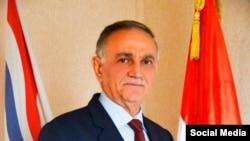 Yunadim Kina Endamê parlemena Îraqê - Rafîdeyin