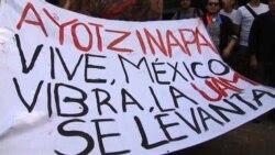 Captura de alcalde no merma descontento popular en Mexico