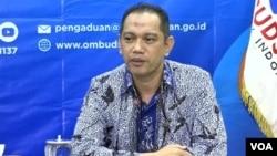 Wakil Ketua KPK Nurul Ghufron. (Foto dok.: VOA)