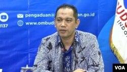 Wakil Ketua KPK Nurul Ghufron. (Foto: VOA)