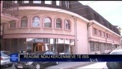 Reagime pas kërcënime të ISIS në Ballkan