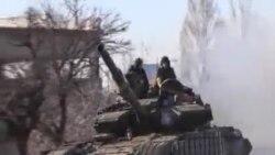 烏克蘭停火協議即將生效仍有激烈交火