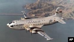 Fotografía de un C-124A Globemaster similar al que desapareció hace seis décadas.
