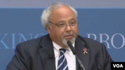 U.S. Global AIDS Coordinator Eric Goosby
