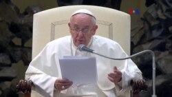 El Papa facilita proceso de anulación matrimonial