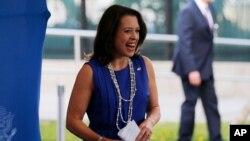 Nhà ngoại giao Mỹ cao cấp tại Venezuela, bà Kelly Keiderling, bị trục xuất vì cáo buộc 'âm mưu phá hoại'
