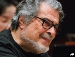 Now 82, Leon Fleisher hopes that his hand will continue to improve.