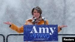 Senatorka iz Minesote Ejmi Klobučar