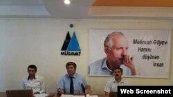Mehman Əliyevə azadlıq komitəsi