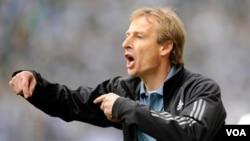 U.S. Soccer menunjuk Juergen Klinsmann sebagai pelatih baru timnas Amerika untuk menggantikan Bob Bradley hari Jumat. (foto dok).