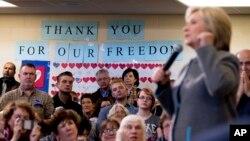 هلری کلنتن نامزد پیشتاز حزب دموکرات در انتخابات ریاست جمهوری ۲۰۱۶ ایالات متحده
