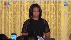 Mishel Obama qizlar ta'limi uchun kurashmoqchi