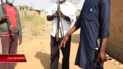 Người dân Nigeria tự trang bị súng vì không tin chính quyền