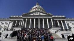 امریکی کانگریس (فائل فوٹو)