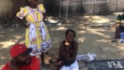 Zimbabwe Vendors Vowing to Stay Put Until Govt Fixes Ailing Economy