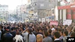 Акції протесту у Сирії