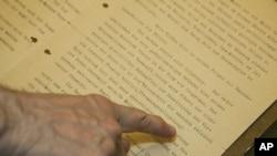 Pismo Adolfa Hitlera iz 1919. godine pokazuje da je rasna strategija bila u središtu Hitlerovih razmišljanja od vrlo ranih dana