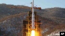 12 دسامبر، پرتاب راکت در کره شمالی