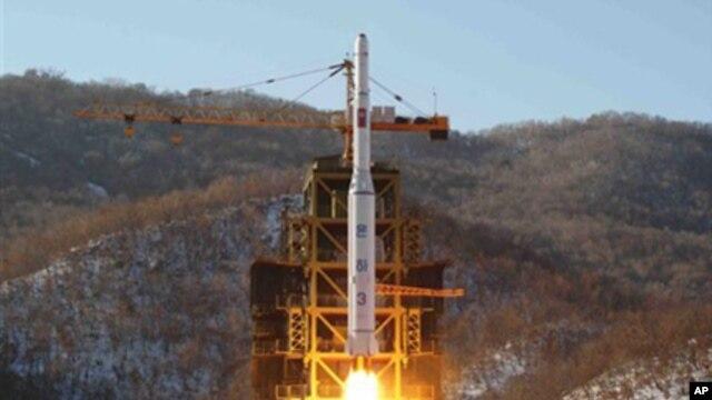 Raketni lanser Severne Koreje