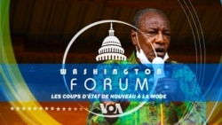 Washington Forum: les coups d'État de nouveau à la mode