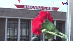 Ankara Garı Saldırısında Ölenler Anıldı
