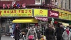Persiapan Imlek di Pecinan Manhattan