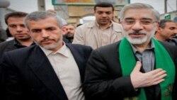 احمد يزدانفر محافظ ارشد مير حسين موسوی بازداشت شد