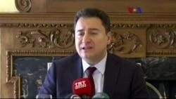 Başbakan Yardımcısı Ali Babacan