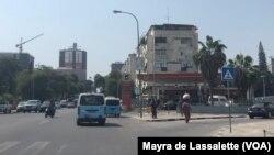 Rua de Luanda ( foto de arquivo)