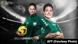دو مربی امریکایی تیم ملی فوتبال بانوان افغانستان