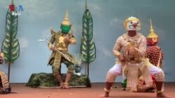 Cambodian Masked Dance Comes to DC