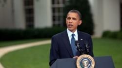 رییس جمهوری آمریکا از تصویب لایحه اصلاح سیستم مالی استقبال می کند