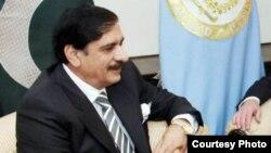 مشیر قومی سلامتی ناصر خان جنجوعہ (فائل فوٹو)
