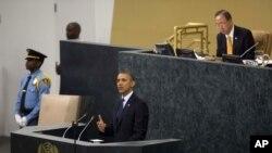 Barak Obama BMT Bosh Assambleyasida, 24-sentabr, 2013