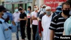 Warga Palestina di Jalur Gaza (foto: ilustrasi).