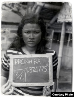 Ra Pronh was one of the Cambodian refugees residing in the camps between the Cambodian and Thai border before she was resettled in the Bronx, New York City in the late 1980s. (Courtesy photo of Ra Pronh)