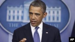 TT Mỹ Obama nói rằng ông đã giữ lời hứa với đất nước qua việc hợp tác với Quốc hội nhằm thay đổi luật lệ về thuế khóa vốn thường gây thiệt hại cho giới trung lưu để làm lợi cho người giàu