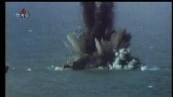 朝鮮三天來發射六枚短程導彈