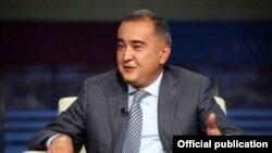 Toshkent shahar hokimi Jahongir Ortiqxo'jayev