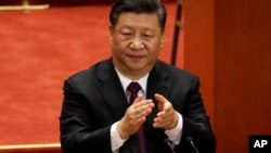 Chủ tịch Trung Quốc Tập Cận Bình.