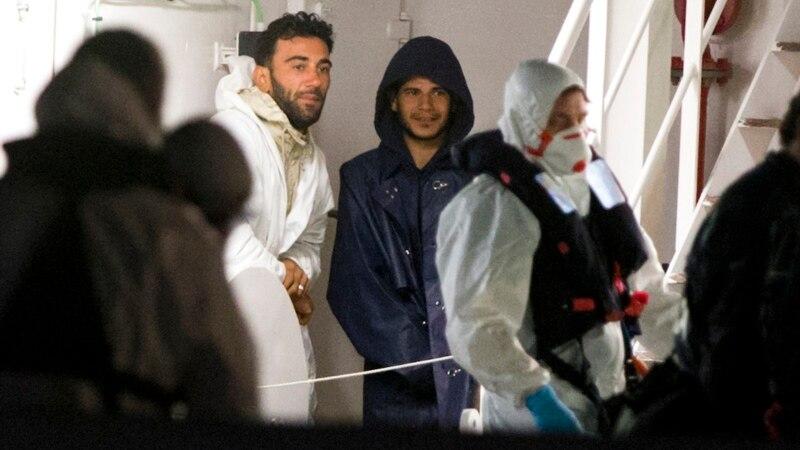 Rrugëtimi i imigrantëve për në Evropë