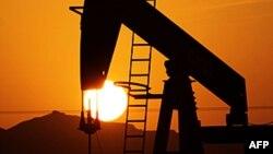 Prospecção de petróleo (foto de arquivo)